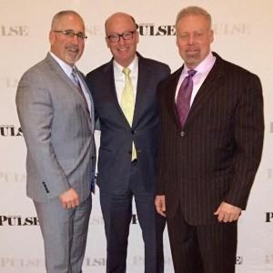Marc Gann, Hon. Bob McDonald, Rick Collins